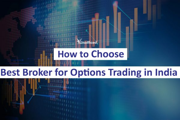 how to choose best broker for options trading in india