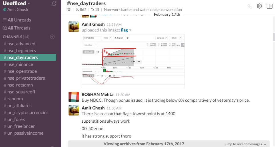 Bull Flag Trading